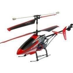 Радиоуправляемый вертолет MJX R/C i-Heli Shuttle Red T11/T611